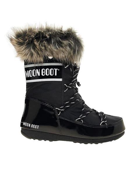 next black faux fur snow boots santa barbara institute