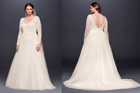 Wedding Dress For Big Arms by The Best Wedding Dress For Your Type Reader S Digest