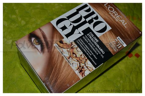 review lor al prodigy 5 hair dye review colorazione prodigy l or 233 al polveredistelle makeup