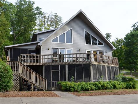 Lake Barkley Cabins For Rent by Lake Barkley Waterfront House Dock For Vrbo