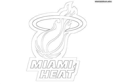 nba logos coloring pages coloring pages to download and