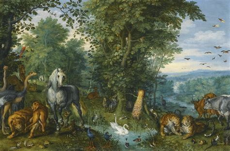 The Fall In The Garden Of Eden - sotheby s record breaking 117 million july 2014 old masters evening sale in london paintings