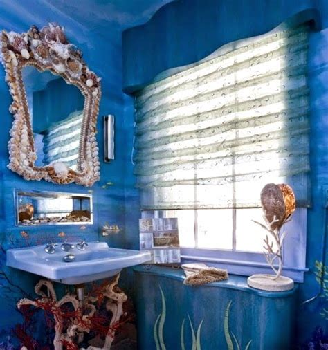 under the sea bathroom 13 out of this world rooms that take you under the sea