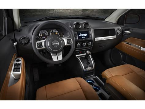 2016 Jeep Compass Fwd 4dr Sport Specs And Features U S