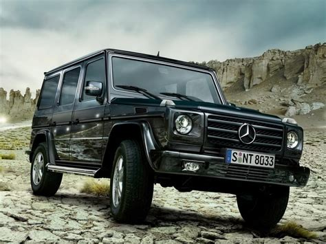 Jeep Mercedes by Mercedes Offroad Truck Jeep Cliffs Print Poster