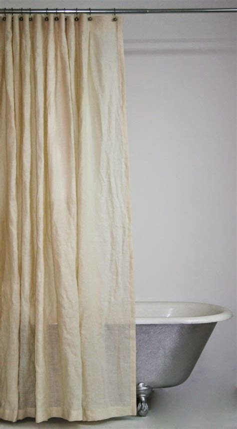 alternative to plastic shower curtain hemp shower curtain bathrooms pinterest curtains