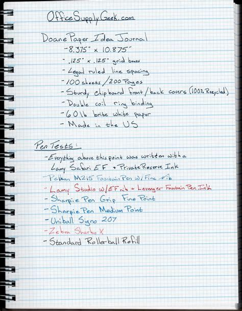 journal paper writing doane paper idea journal review grid plus lines paper