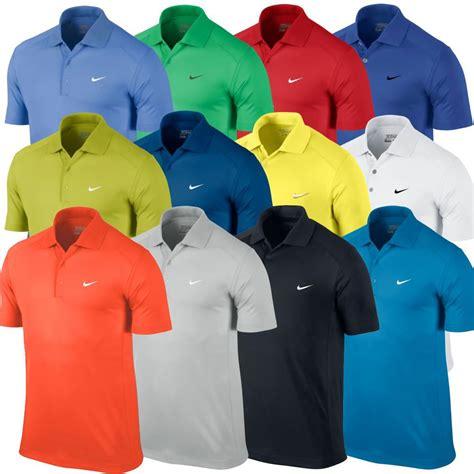 Tshirt Nike Golft Shirt Nike Kaos Nike Golf Merah Maroon 2014 nike victory s golf polo shirt logo chest new collection ebay