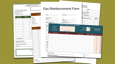 expense reimbursement form business expense reimbursement form