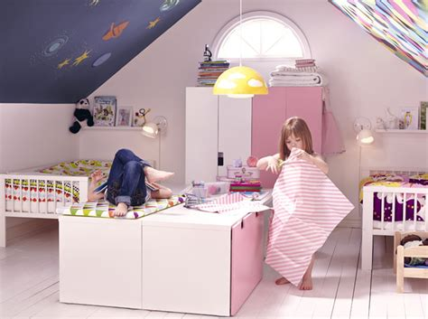 chambre des m騁iers var 5 belles chambres d enfant am 233 nag 233 es dans les combles