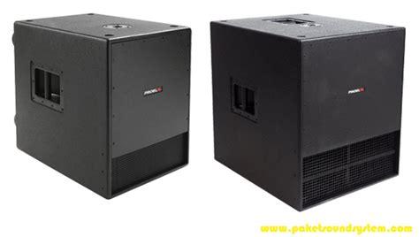 Speaker Aktif Spl subwoofer aktif proel seri sw paket sound system
