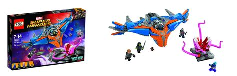 Lego 76079 Marvel Heroes Ravager Attack Guardians Of The Galaxy lego forums toys n bricks