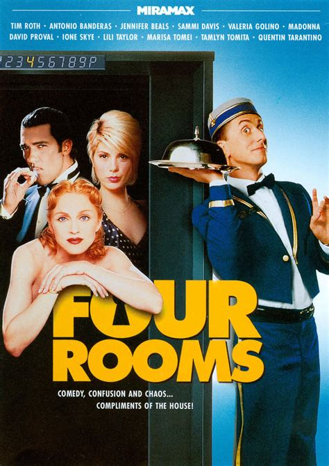 cast of four rooms four rooms cast and crew tvguide