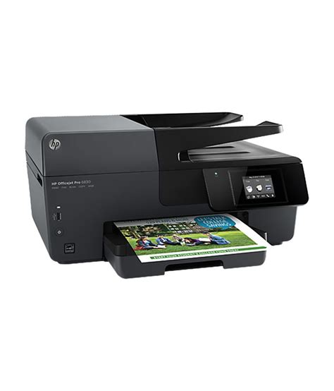 Printer Hp Jet hp office jet pro 6830 e all in one printer buy hp office jet pro 6830 e all in one printer