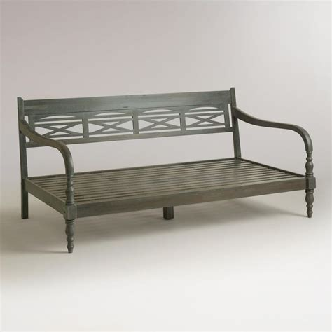 indonesian day bed indonesian daybed frame world market tables benches