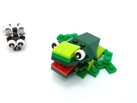 Sale 31031 Lego Rainforest Animal Parrot Creator 3 In 1 review 31031 rainforest animals rebrickable build with lego