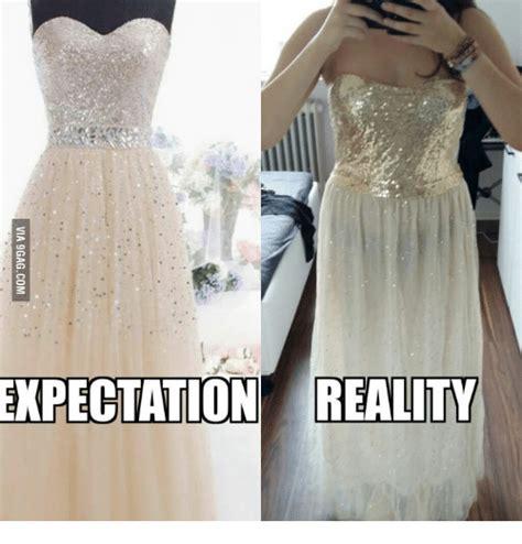 Black Girl Wedding Dress Meme - expectation reality expectedly meme on me me