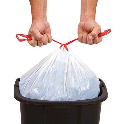 13 gal kitchen trash bags