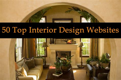 top interior design  architecture websites  blogs