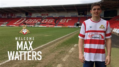 watters pens rovers deal news doncaster rovers