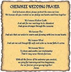 Indian Wedding Prayer Prayer Cherokee Wedding Prayer Cherokee Native American Indian Pinterest English