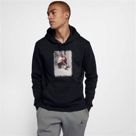 Hoodie Air Exlusiv 1 air 3 black cement hoodie sneakerfits