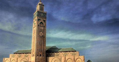 Lu Masjid Maroko 5 masjid dengan arsitektur terunik kubah masjid