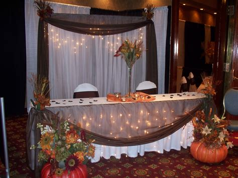 fall wedding centerpieces on a budget autumn wedding