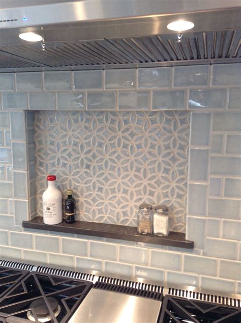 backsplash subway tiles by classy large sky blue modern julep tile company bloom pattern and subway field tile in