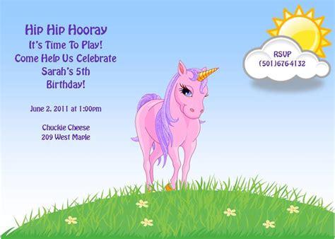 free printable unicorn birthday invitation 9 best images of free printable unicorn invitations