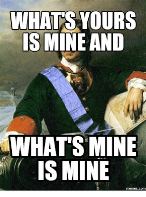 Mine Meme - 25 best memes about mine mine mine meme mine mine mine