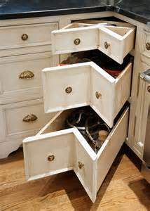 Corner Drawer Kitchen Cabinet Kitchen Corners 8 Smart Ways To Optimize That Awkward Kitchen Corner