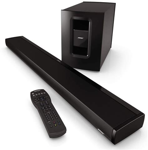 bose intros 2 500 sound bar system cnet