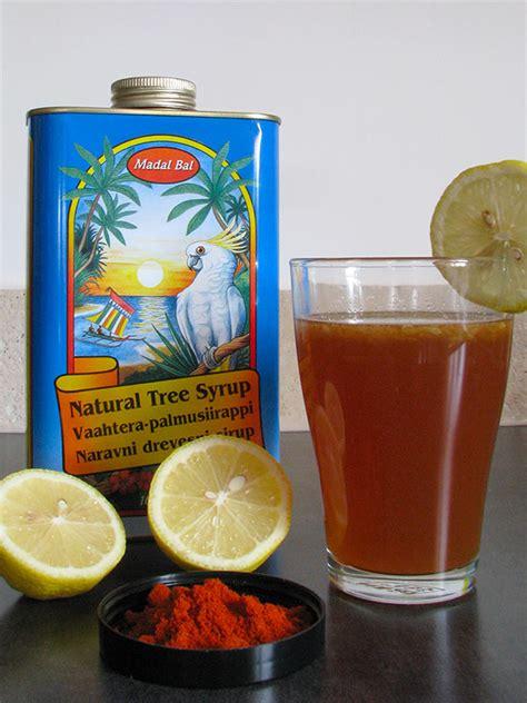 Cure Detox Citron by La Cure Vitale Avec Le Sirop Vital Minceur Madal Bal La