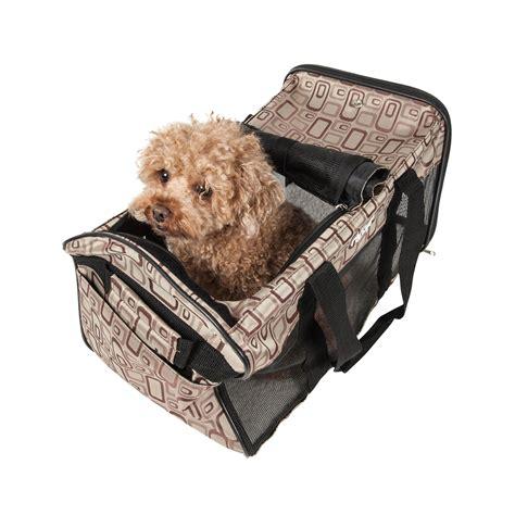 pet life airline approved ultra comfort designer dog