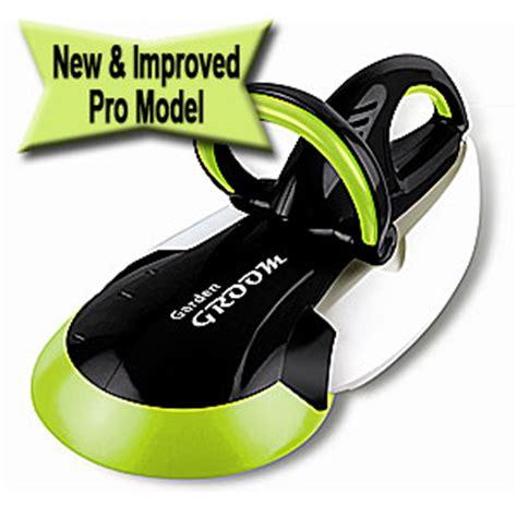 Garden Groom Pro by Lightweight Hedge Trimmer Garden Groom With 80 Bonuses