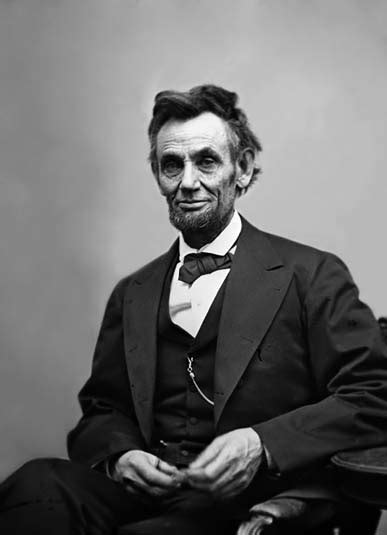WHAT IS THE LAST KNOWN PICTURE OF ABRAHAM LINCOLN ALIVE