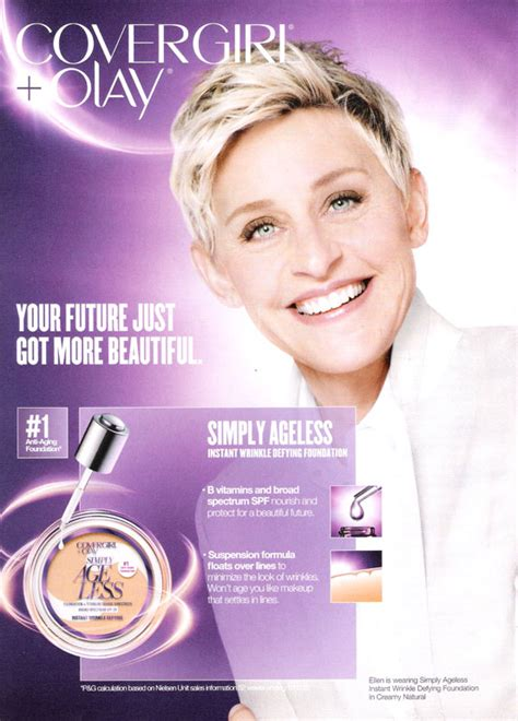 supplement endorsements degeneres endorsements