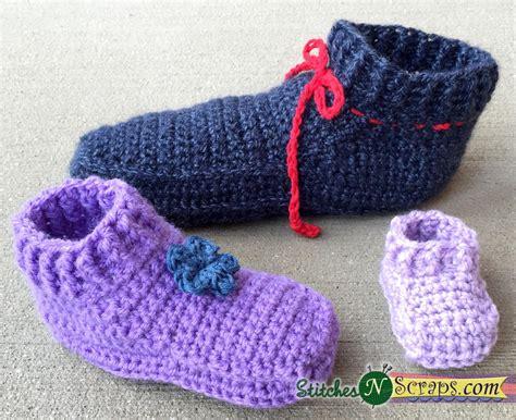 crochet slipper patterns for toddlers free crochet pattern for toddler slippers crochet and knit