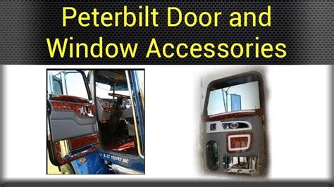 peterbilt interior parts big rig chrome shop semi truck