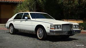 1985 Cadillac Seville Parts Purchase Used 1985 Cadillac Seville Commemorative Edition