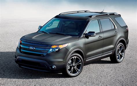 2014 Ford Explorer Msrp by 2014 Ford Explorer Xlt News Reviews Msrp Ratings With