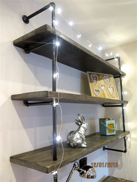 Shelf Of Gas by Gas Pipe Shelving Made To Order Lovewood Kitchens