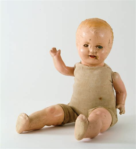 composition dolls 1930s baby doll ruin 1930 s composition doll cloth