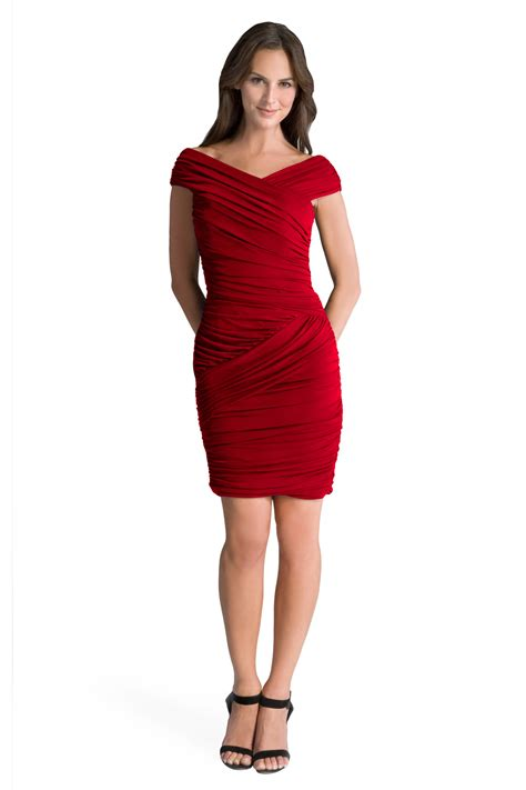 Ruched Dresses by Ruched Cocktail Dress Five Facts You Never Knew