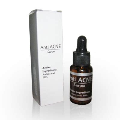Serum Anti Acne Hanasui by Jual Serum Anti Acne Asli Harga Lebih Murah Distributor