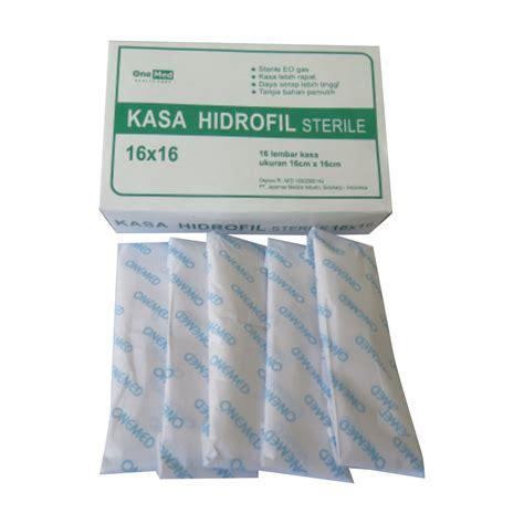 Asia Husada Kasa Steril 16x16 jayamas medica industri