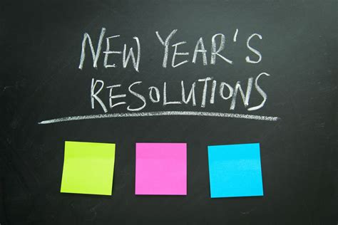whatever happened to those new year resolutions the