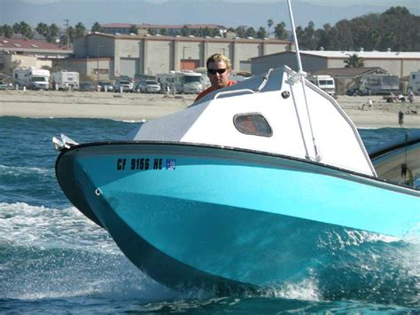 anderson boat sales custom hobie power skiff by anderson custom boats