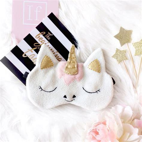 unicorn sleep unicorn sleep mask eye mask sleep funny sleep mask sleep